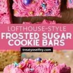 Lofthouse Sugar Cookie Bars Pinterest