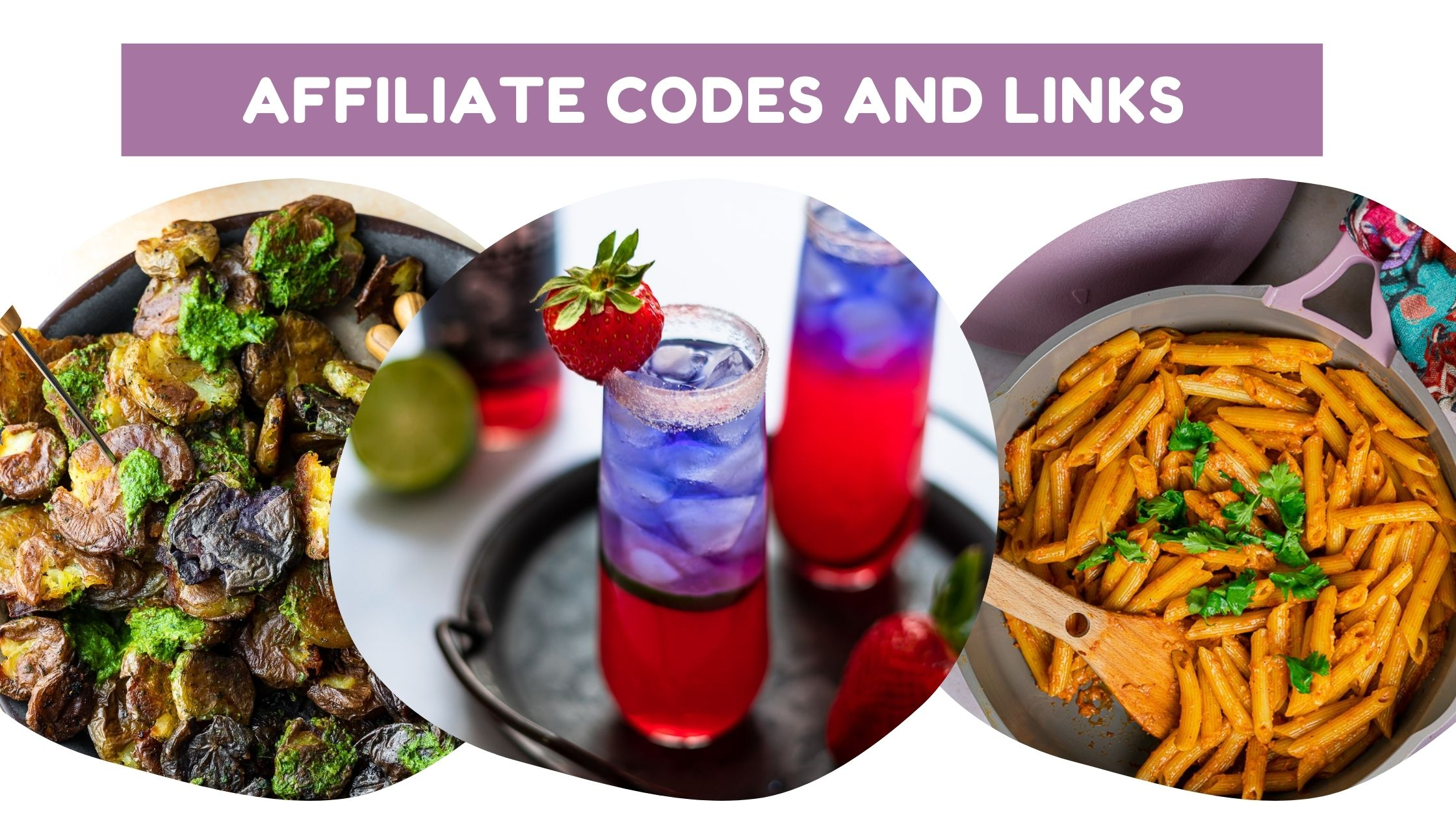 Affiliate Codes and Links